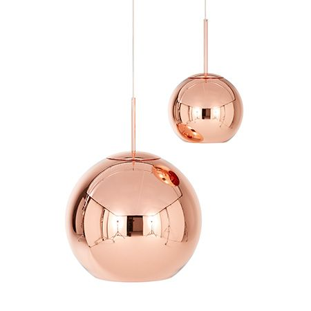 Copper 25cm Pendant | Product | Tom Dixon 日本公式サイト