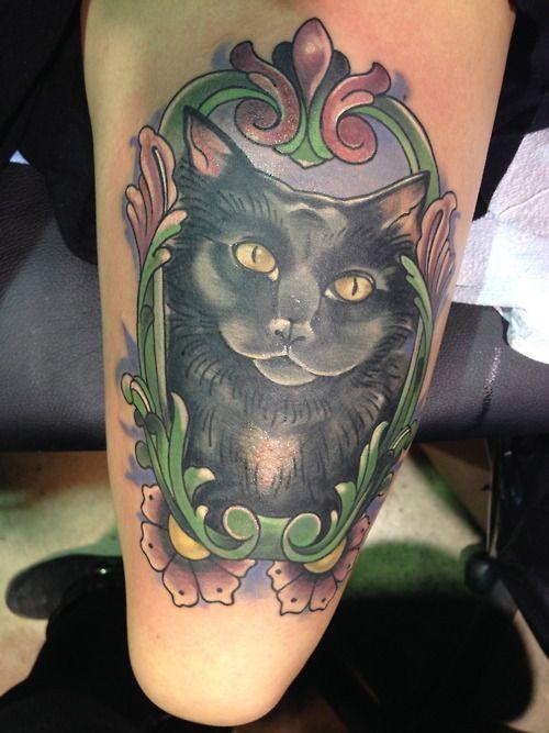 25 best cat tats images on cat tat cats