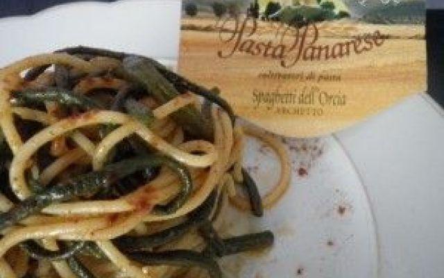 Pasta con fagiolini e peperoncino #foodcucinafoodblogwebpassione