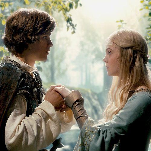 Aurora and Prince Phillip.