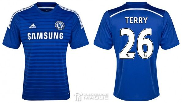 Vídeo da Adidas mostra a nova camisa do Chelsea - http://colecaodecamisas.com/video-da-adidas-mostra-nova-camisa-chelsea/ #colecaodecamisas #Adidas, #Chelsea, #Josemourinho, #Oscar