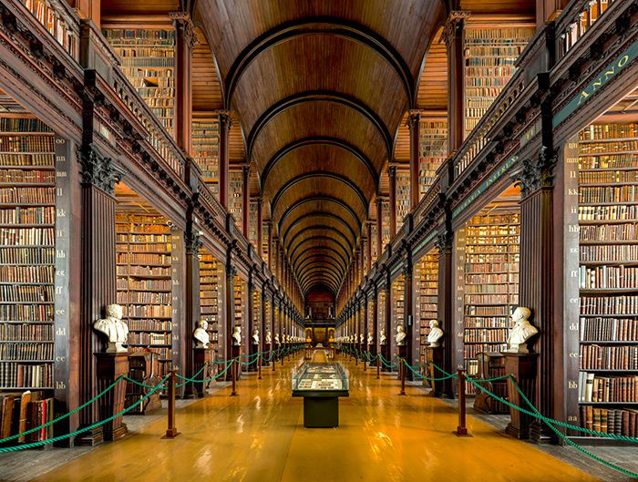 Le Trinity College de Dublin