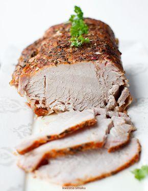 Schab pieczony w rękawie (Roast pork sleeve)