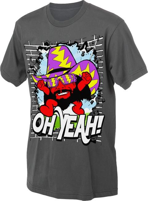 Macho Clothing Co: Macho Man Kool Aid Shirt