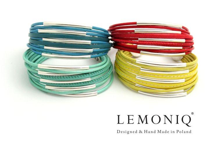 Cudowną biżuterię Lemoniq możesz zobaczyć w Salonach Terpiłowski
