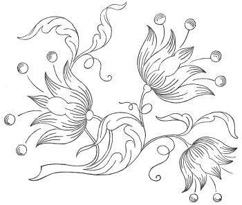 25+ unique Simple embroidery designs ideas on Pinterest