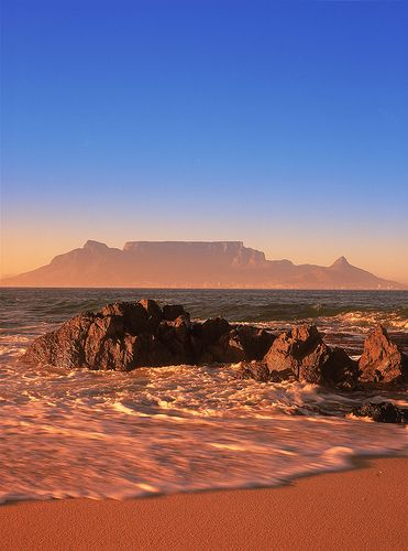 Cape Town & Table Mountain (South Africa)