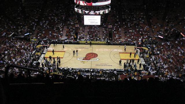 """""""Miami Heat"""" vía @colintrex"""