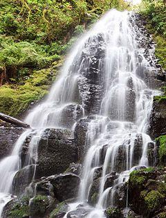 waterfall shutter speed example