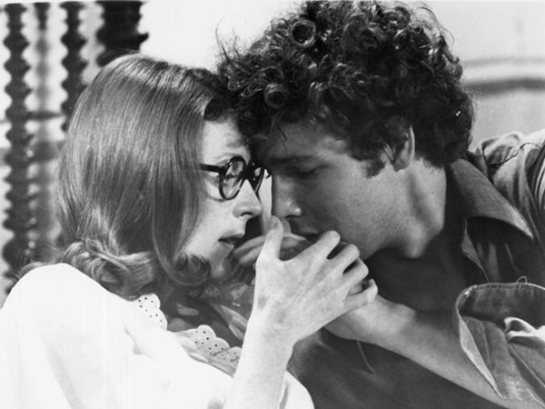 Maggie Smith and Timothy Bottoms in Love and Pain & The Whole Damn Thing, 1973