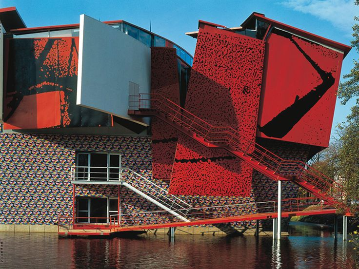Deconstructivist Architecture, 25 Years Later