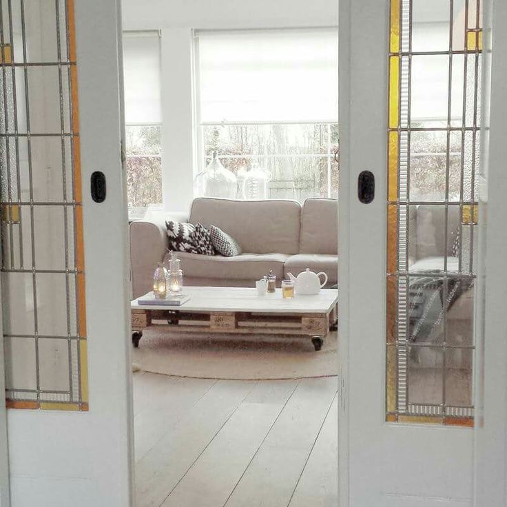 Kamer en suite deuren