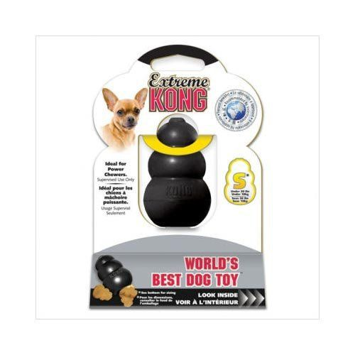 The ultra-strong, ultra-durable, black rubber compound is recommended for the most powerful chewers.