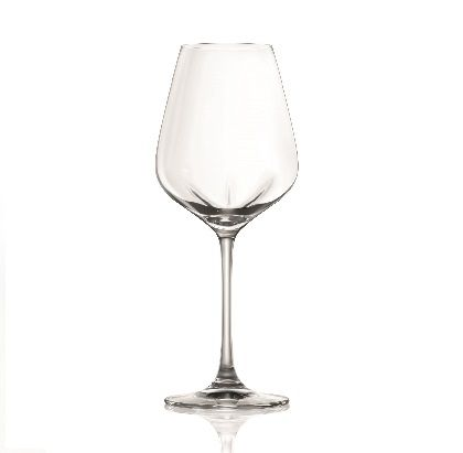 8325 Lucaris Desire – Universal The Universal glass from the Lucaris Desire series is a new lead-free crystal glass composition. Convenient bowl size provides ease and good look for wine by the glass with bottom curl lines opening up all bouquets and enhancing the wine characteristics, best suiting restaurant general services and banquet operations. Exceptional clarity and brilliance, with extra strength and durability. Detergent resistant and dishwasher safe. Available in a 4 pack gift box.