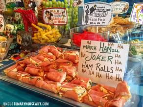Mark Hamill Joker Ham Rolls. Batman Birthday Party Ideas. Superhero Birthday Party. Food, Decorations, and Fun. The Joker, Harley Quinn, Superman, Justice League, Suicide Squad, and more!