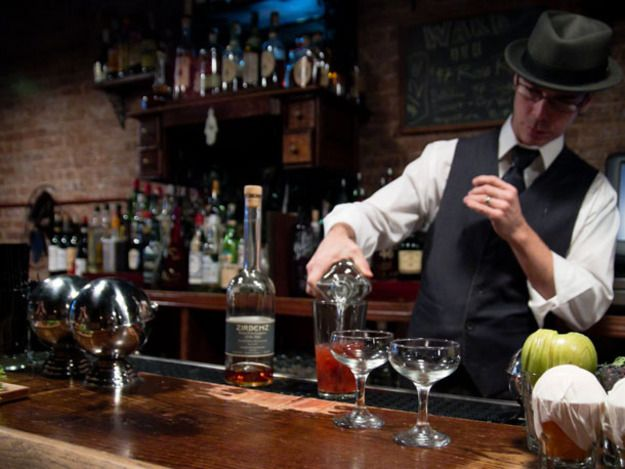 What makes a good bartender? What about a bad one? What does a good bartender do...and what don't they do? As I train bartenders for my bar, I try to pass along these 20 rules. Do you have any to add?