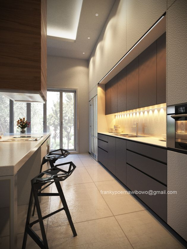 CGarchitect - Professional 3D Architectural Visualization User Community | Valcucine Kitchen