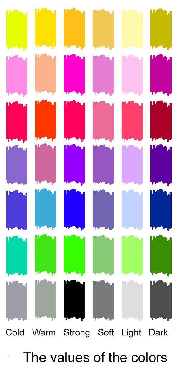 Cold colors and warm colors - Kívül-belül vonzó