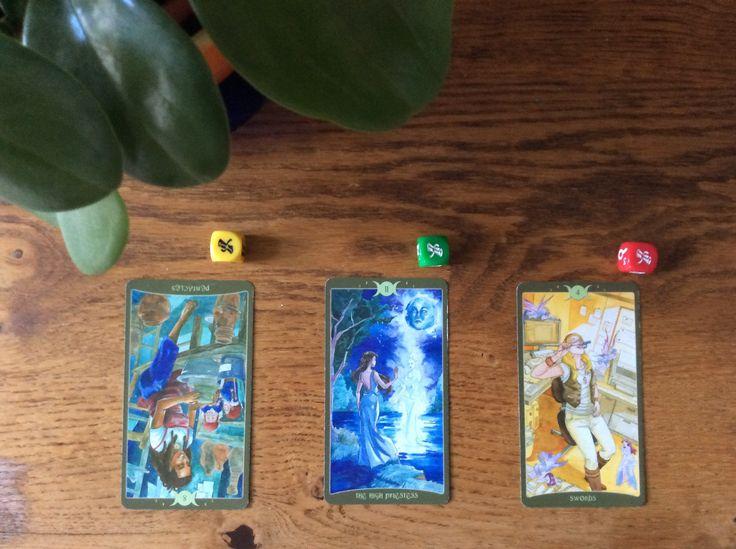 Free Tarot Reading Week 34, 2017 (READ MORE)