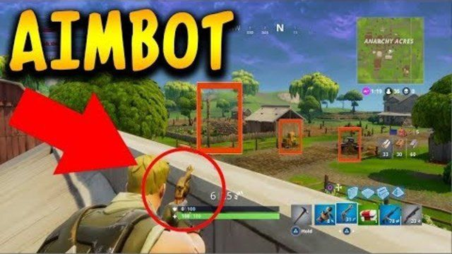 Pin by Fortnitee Hackk on Fortnite Aimbot & Esp Free Download