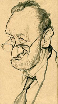 Robert Englund by Zack Wallenfang ✤ || CHARACTER DESIGN REFERENCES | キャラクターデザイン…