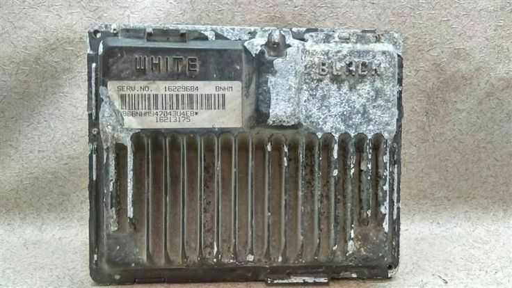 97 Plymouth Voyager Fuse Box