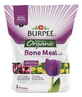 Burpee's Natural Organic Bone Meal 6-8-0,