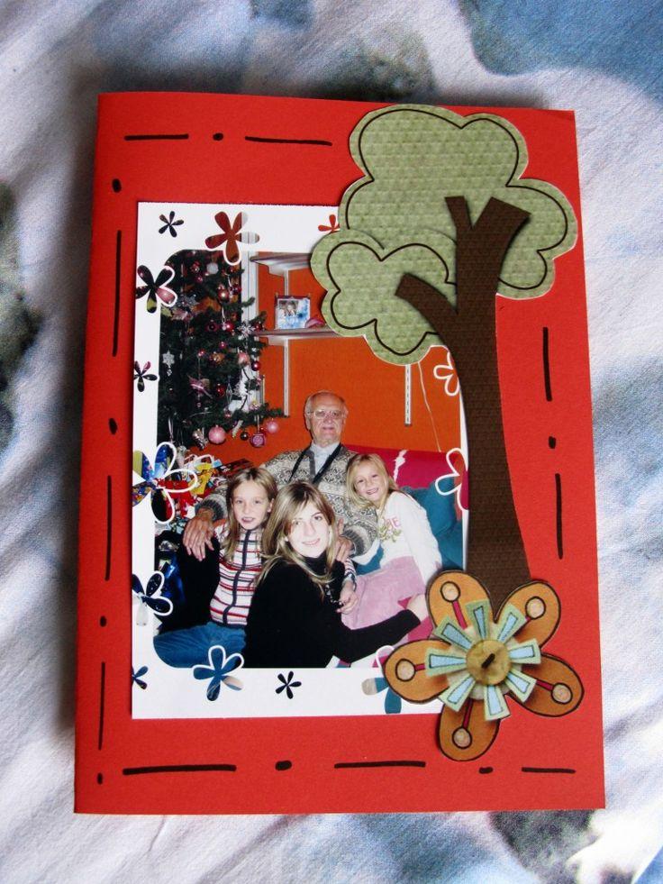 Card di compleanno del Nonno