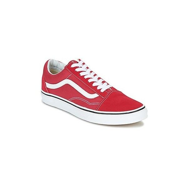 Vans OLD SKOOL Shoes (275 BRL) ❤ liked on Polyvore featuring ...