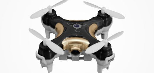 A flying video drone for $35 is here: The Cheerson CX-10C Nano