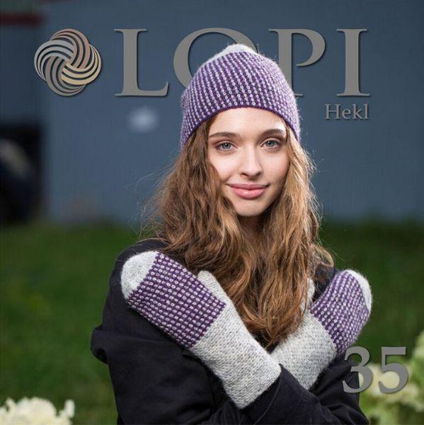 - Icelandic Lopi Pattern Book No. 35 - Book - Nordic Store Icelandic Wool Sweaters