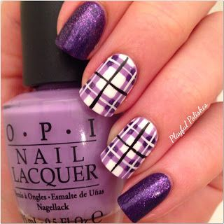 Playful Polishes: 31 DAY NAIL ART CHALLENGE: INSPIRED BY A TUTORIAL