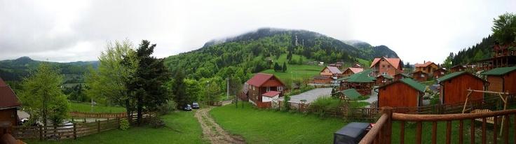 Lacul Rosu, Romania