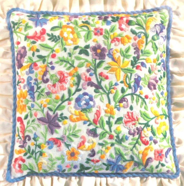 1000+ Images About VINTAGE EMBROIDERY KITS! On Pinterest