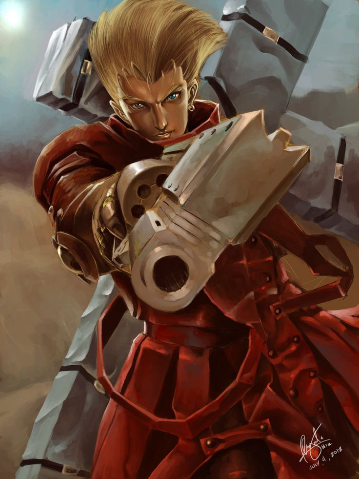 images about trigun - photo #42
