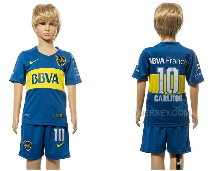 http://www.xjersey.com/201617-boca-juniors-10-carlitos-home-youth-jersey.html 2016-17 BOCA JUNIORS 10 CARLITOS HOME YOUTH JERSEY Only $35.00 , Free Shipping!
