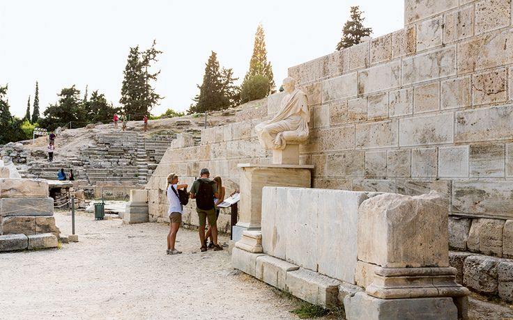 Ancient Athens:A Pilgrimage - Greece Is