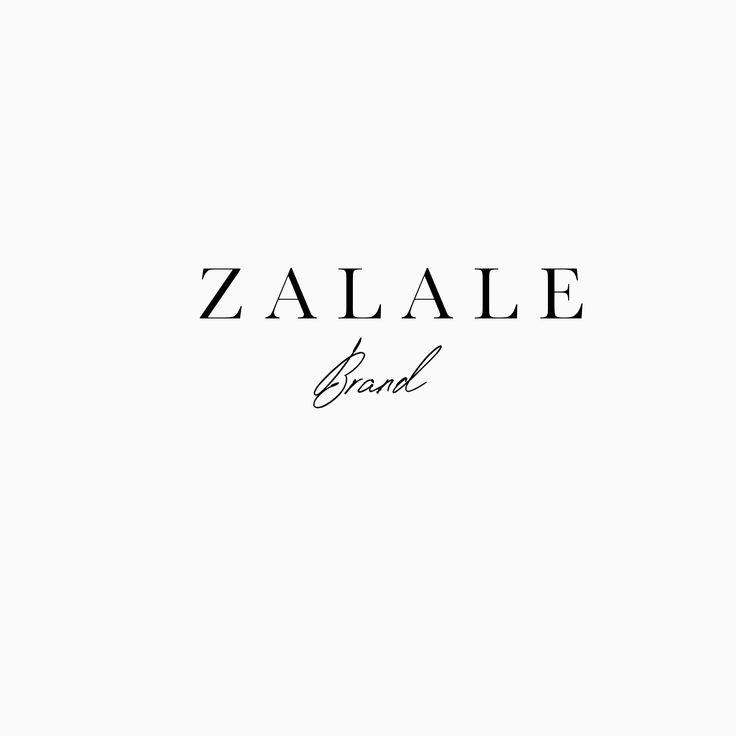 Zalale Brand Iraq Kurdistan For Clothing Men Women