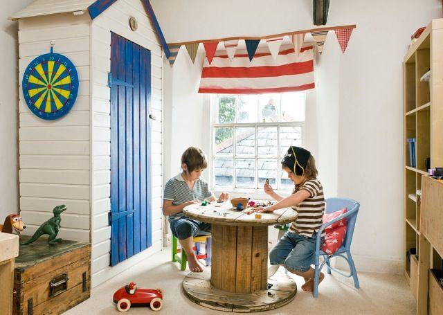 Kids Bedroom Bunting 95 best kids' rooms - coastal images on pinterest   bedroom ideas