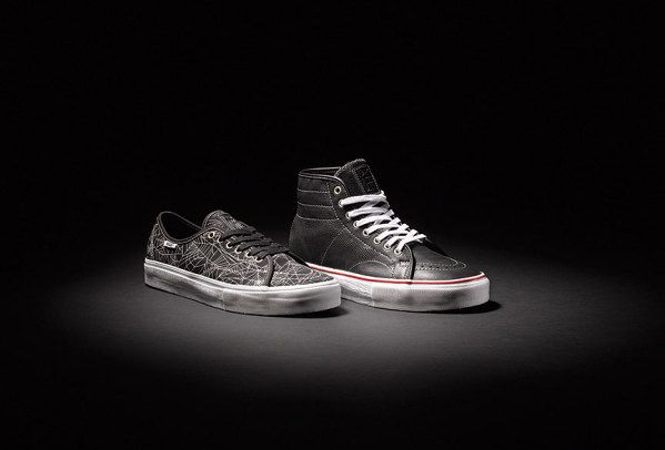 "Anthony Van Engelen & Jason Dill x Vans Syndicate 2014 ""Spider"" Pack"