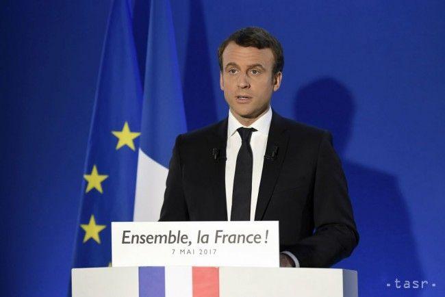 Macron sa ujme funkcie v nedeľu, chce oficiálny status pre prvú dámu - Zahraničie - TERAZ.sk