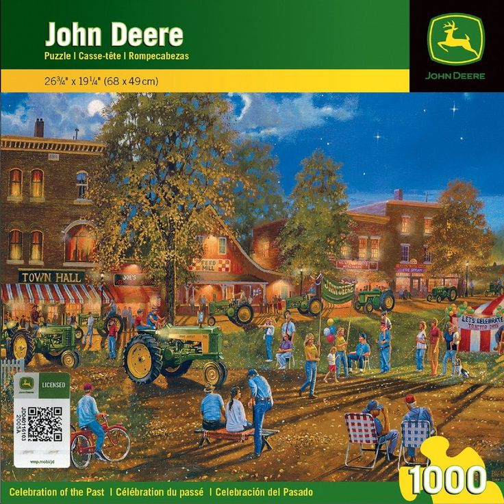 John Deere Celebration of the Past