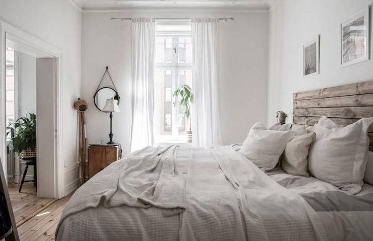 Сказочная квартира площадью 55 квадратных метров расположилась в в прекрасном районе Kungsholmen, Стокгольм, Швеция