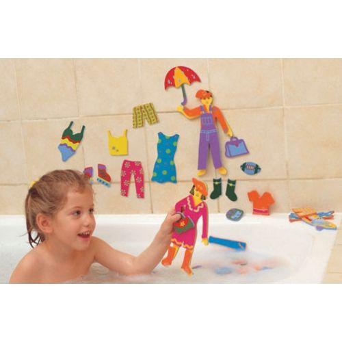 Tub Fun - Splashin Fashion #limetreekids