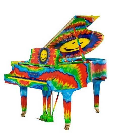 Extraordinary Photo Collection Of Unusual Piano Designs - Jungle Magazine