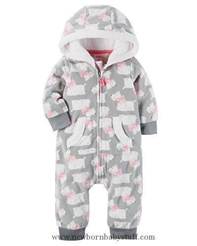 42b44e74c Baby Girl Clothes Carters Baby Girls 1 Pc 118g637 (6 Months, Dogs ...