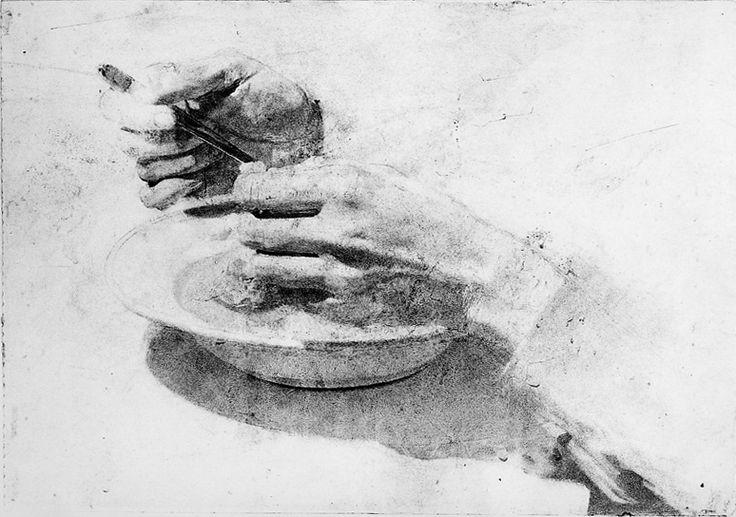 Antonio Lopez Garcia Drawings   Samantha Jean Dixon - Figure Drawing Class
