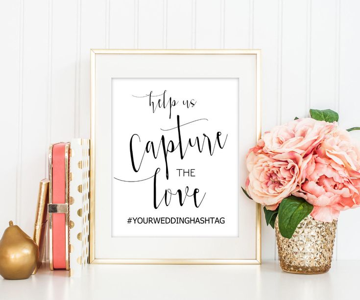 SALE Hashtag sign, Instagram sign, social media sign, Help us capture the love, Editable template, Wedding Sign Printable, Reception Sign by 1CreativeMastermind on Etsy https://www.etsy.com/listing/505608190/sale-hashtag-sign-instagram-sign-social