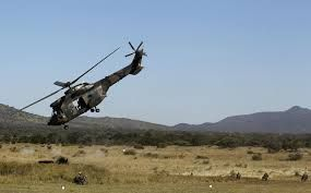 SA Airforce Oryx - the best in its class - even today