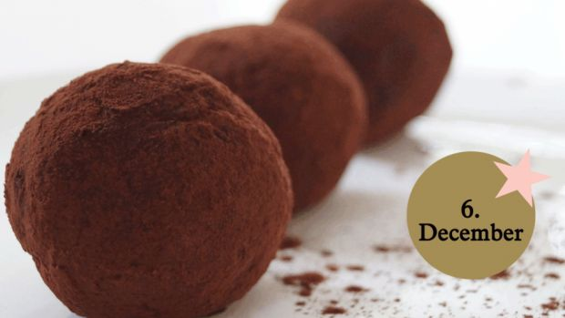6. december: Chokoladekugler | Femina
